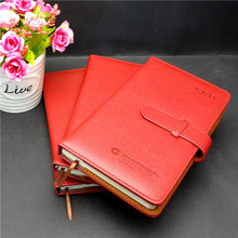 Custom a5 pu leather notebook covers
