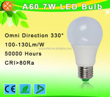 Die-casting aluminum good earth lighting bulbs