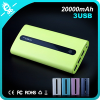 2016 quality mobile protable powerful powerbank 20000mah with logo
