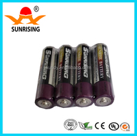Green power alkaline battery lr6 1.5v dry battery