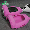 Coloful silicone protector for Electric Scooter, two wheel smart balance pink silicone case for hoverboard/electric scooter