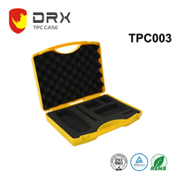 2016 OEM new design simple plastic tool case with logo print