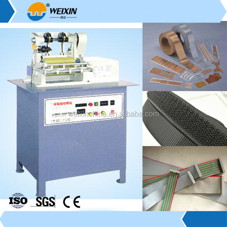 YS-101 Micro computer leather belt strap cutting machine