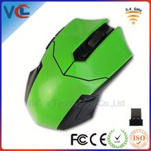 Colourful Wireless Optical Slim Mouse for Apple Mac & Windows Laptop PC