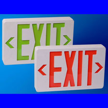 Emergency Led Exit Light, Emergency Led Exit Sign