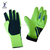 High quality unisex full finger neoprene gloves, diving gloves, swimming gloves