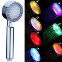 LD8008-A17 no pollution led hand shower charm gifts in Multi color type