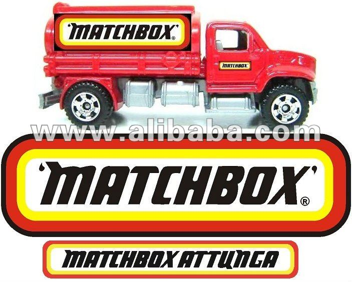 Matchbox Logo Model Truck