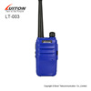 Blue Color Two Way Radio Radio Scanner With Luiton Mobile Radio