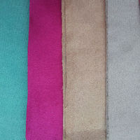 0 8MM PU Suede Fabric For