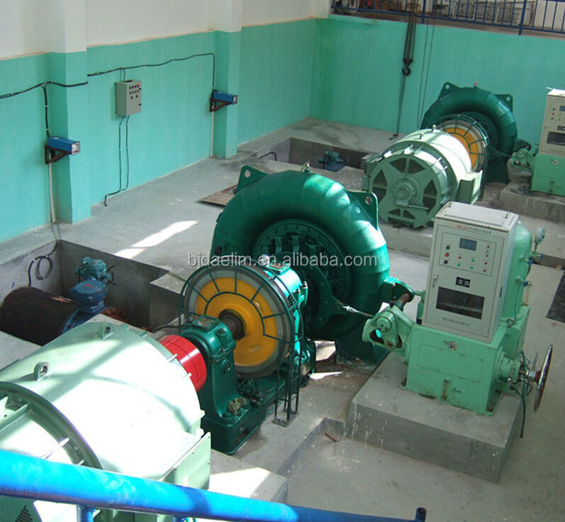 Electricity Generator For Hydropower Project