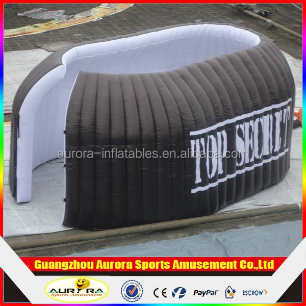 Large led inflatable tent,nflatable meeting tent,inflatable meeting room
