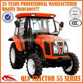 QLN654 65hp farm wheel tractor universal tractor manufacturer