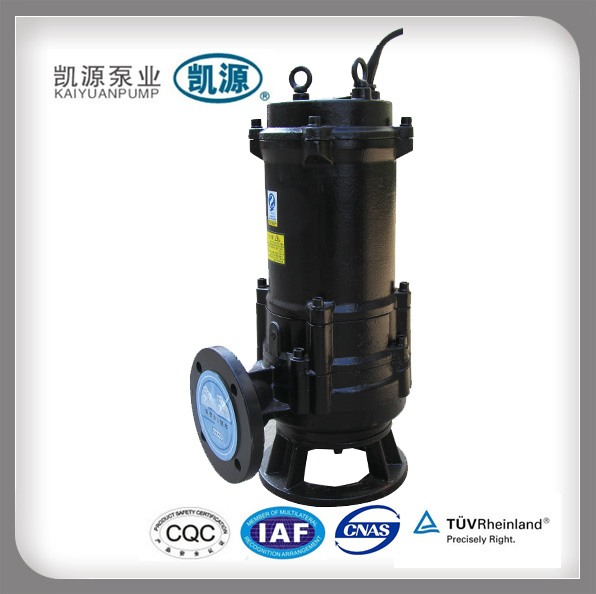 2014 China QW Sewage Pumps for Water drainage system