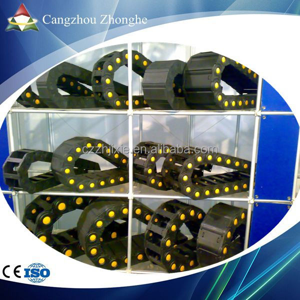 China Factory produce Energy Wire Cable Chain Carrier Open Close flexible