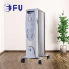 1000/2000/3000W Oil Filled Oil Radiator Heaters