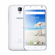"Komay wholesale China mobile phone new unlocked Uhans quad core smartphone cheap 3G 5.0"" IPS smart phone A101"