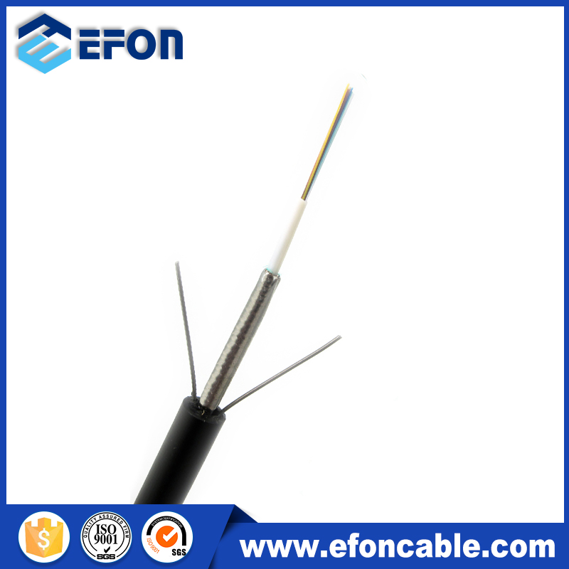 Waterproof GYXTW fiber optic sooper cable with good quality