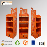 China Supplier New Product Cardboard Retail