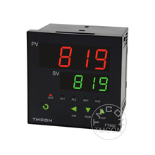 FT819 TMCON High precision PID intelligent digital industrial process temperature controller with RS485 modbus communication