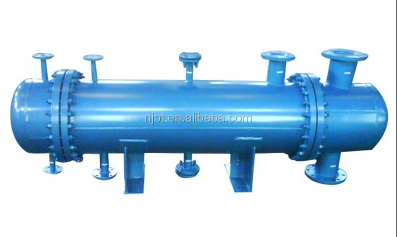 Supply Shell and Tube heat Exchanger / Evaporator / Condenser