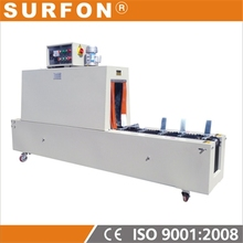 PVC Sleeve Label Shrink Wrap Tunnel Machine for PET Plastic Bottle