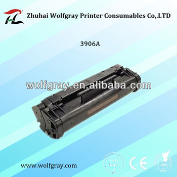 Compatible printer toner cartridge 3906A for HP printer