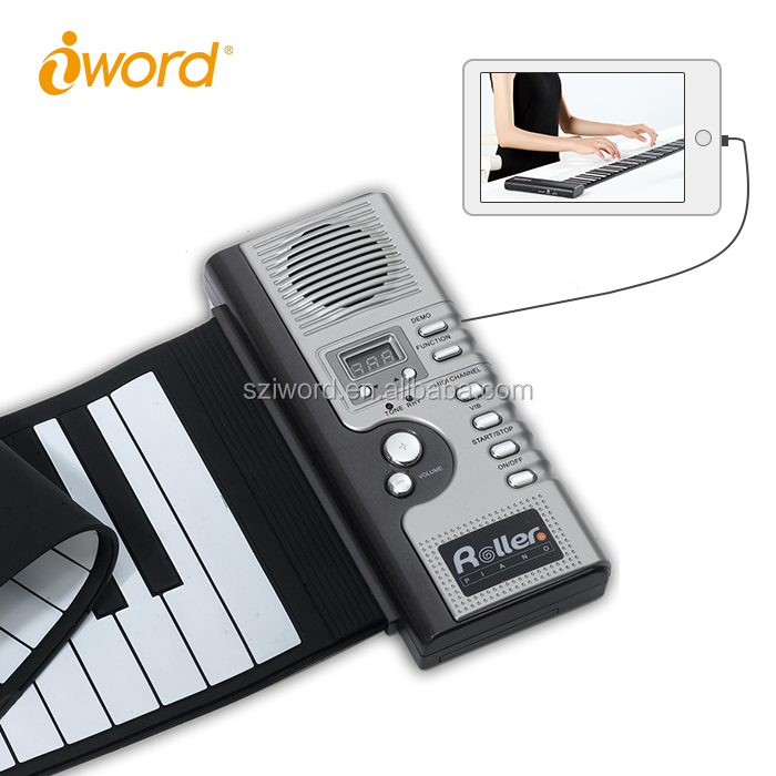 iWord New trend product portable digital piano China electric keyboard with best sound