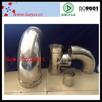 stainless steel SW pipe fitting