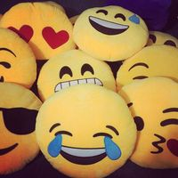 hot sell emoji pillow