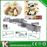 High Quality Low Price toffee peanuts candy making machine