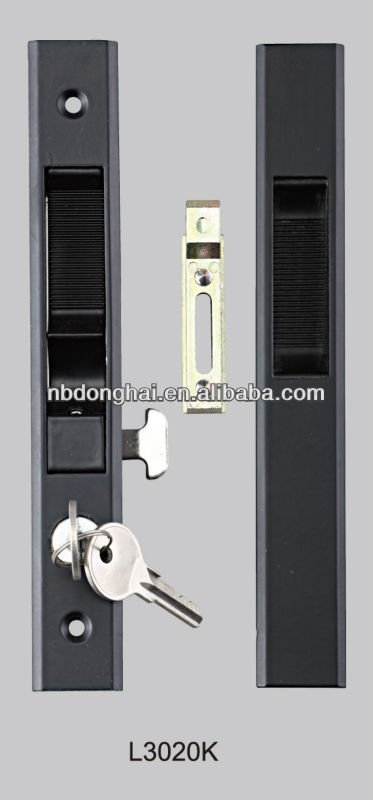 aluminium and zinc hardware sliding Window lock