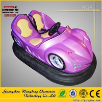 Bottom price 2 player car racing games ride bumper car battery dodgems for sale