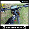 Enduro ebike, full suspension powerful 26 inch 48v 1500w full size electric motorcycle