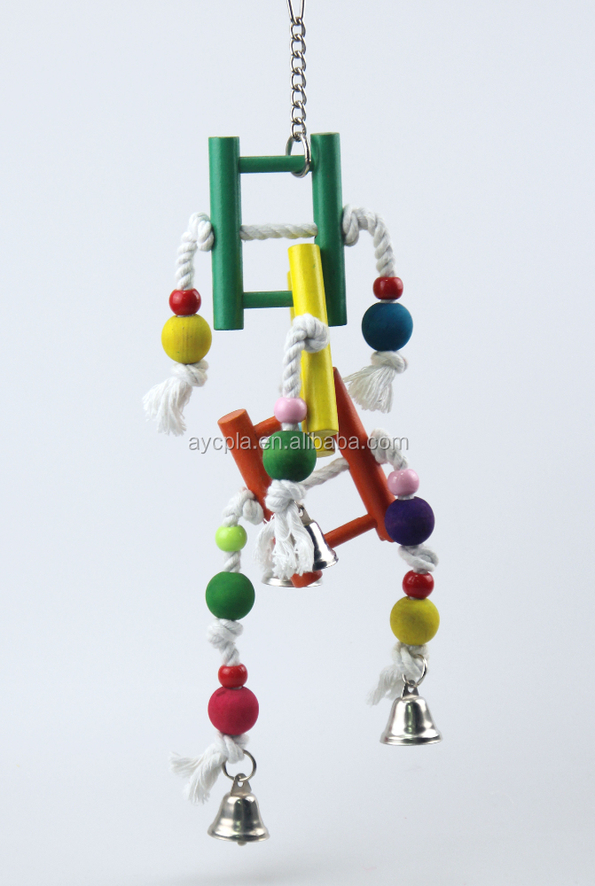 Mini Ladders Bird Cage Toy
