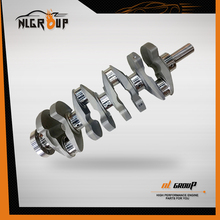 Forging or Casting Diesel Engine Crankshaft for Nissan BD25 2.5L Crankshafts