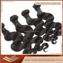 Cheap wavy Hair Weft/body Wave Brazilian Human Hair Extension/body Wave High Quality Human Hair Extension