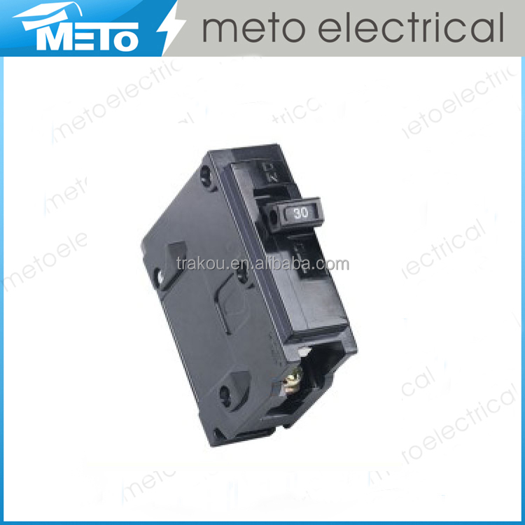 alibaba china single pole plug-in type 1 amp circuit breaker manufacturers