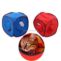 2016 Fashion Folding Pet Tent, Cat&Dog Bed