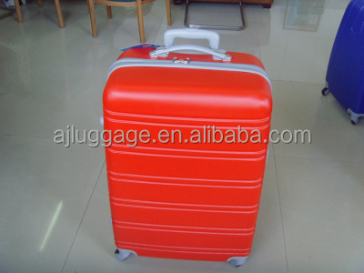 hard abs trolley luggage