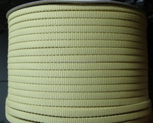 Glass tempering furnace Kevlar rope wih US Dupont material