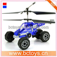 Air Hogs RC, Hover Assault, Missile Shooting Helikopter/Auto car model king rc helicopter