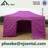 plastic tent windows/tent weights/car awning tent