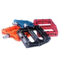 mountain folding bike bearing nylon fiber ultrathin pedals