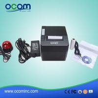 OCPP-88A: 80mm thermal bluetooth wifi pos printer with auto cutter wireless connection