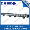 dirtbike led light bars led light bar 180w ip67 led alloy work light bar flood spot