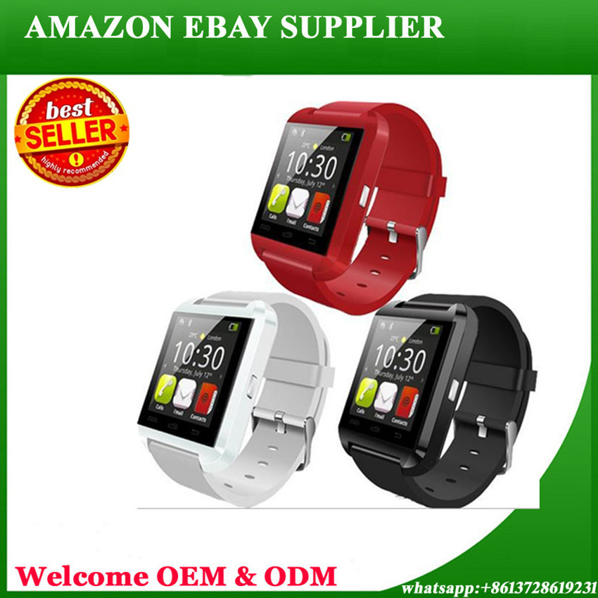 Hot Sales 2017 Smart Watch Mobile Phones Android Mens Women Lady U8 Bracelet Wrist Leather Sim 4G Kids Gps Luxury