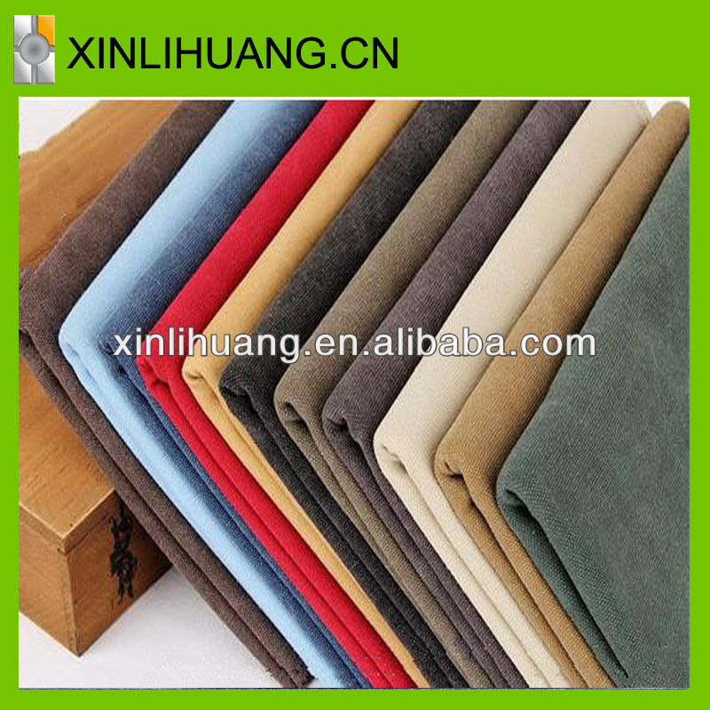 Canvas Fabric For Garments from China