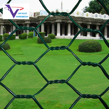 Water permeability hexagonal steel different types of wire mesh
