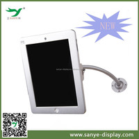 new item aluminum adjustable tube ipad stand wall mount for tablet